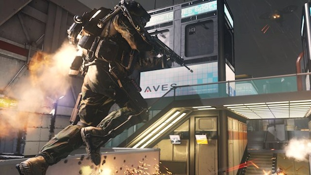 Call of Duty: Advanced Warfare Multiplayer: Überraschend vielseitig. Call of Duty: Advanced Warfare Ego-Shooter von Activision für PC, PS3, PS4, Xbox 360 und Xbox One (Quelle: Activision)