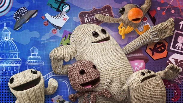 Little Big Planet 3 im Test: Sackboys dritter Streich. Little Big Planet 3 Jump'n'Run von Sumo Digital für PS3 und PS4 (Quelle: Sony)