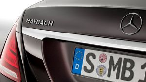 Mercedes-Maybach S 600: Neuer Luxusliner