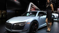Audi R8 Competition: Streng limitiertes USA-Sondermodell mit 570 PS und 320 km/h schnell. (Quelle: Press-Inform)