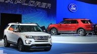 Der Ford Explorer bekam ein leichtes Facelift.  (Quelle: Press-Inform)