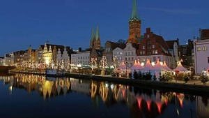 Weihnachtsmarkt in Lübeck - Ein Highlight in der Adventszeit