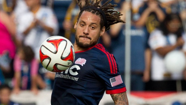 Jermaine Jones verpasst MLS-Titel mit New England Revolution. Der Ex-Bundesliga-Profi Jermaine Jones wird in seiner ersten Saison in der MLS mit den New England Revolution Vize-Meister. (Quelle: imago/ZUMA Press)