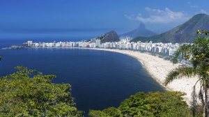 Rio de Janeiro in Brasilien (Quelle: Thinkstock by Getty-Images)
