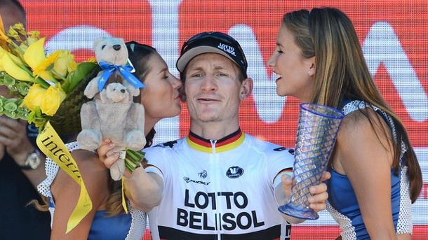 Radsport: Greipel verzichtet auf Start bei Tour Down Under. André Greipel hat die Tour Down Under zweimal gewonnen.