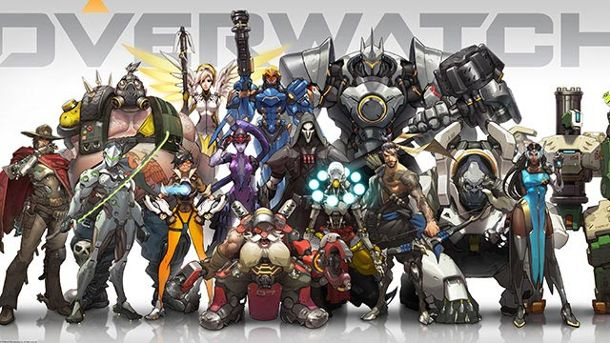 Overwatch Team-Shooter von Blizzard für PC (Quelle: Blizzard)