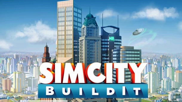 "Electronic Arts startet mit ""Sim City BuildIt"" durch. Sim City BuildIt Städtebau-Simulation von Electronic Arts für iOS (Quelle: Electronic Arts)"