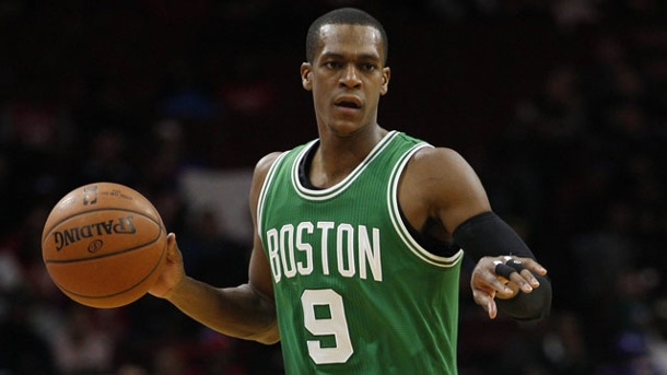 Dallas Mavericks holen Celtics-Spielmacher Rajon Rondo. Rajon Rondo soll in Zukunft Dirk Nowitzki und Co. mit Assists versorgen.  (Quelle: imago/ZUMA PRess)