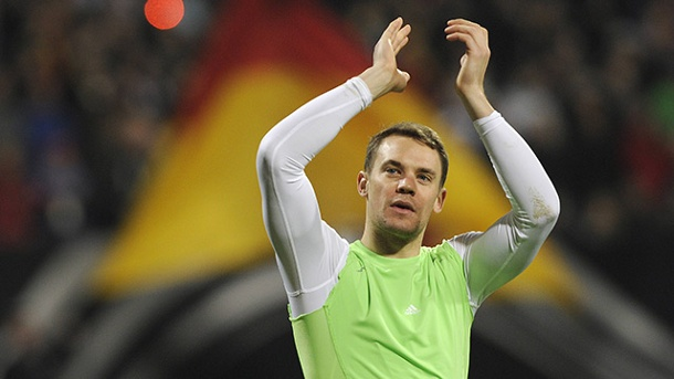 manuel neuer denkt nicht an abschied aus nationalmannschaft. Black Bedroom Furniture Sets. Home Design Ideas