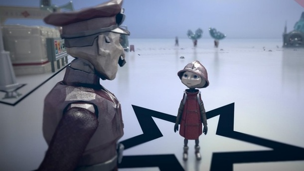 The Tomorrow Children für PS4: Open World-Exotik aus Japan. The Tomorrow Children Open World-Lebenssimulation von Q-Games für PS4 (Quelle: Sony)