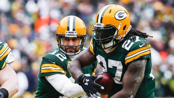 American Football: Green Bay Packers als drittes Team im NFL-Halbfinale. Die Green Bay Packers stehen im Halbfinale der National Football League NFL.