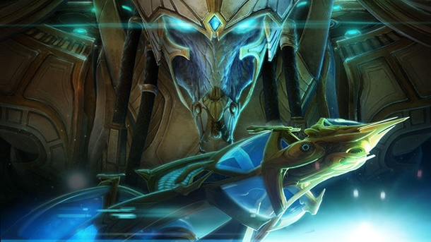 Starcraft 2: Legacy of the Void - Aller guten Dinge sind drei. Starcraft 2: Legacy of the Void Echtzeit-Strategiespiel von Blizzard für PC und Mac (Quelle: Blizzard Entertainment)