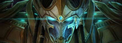 Starcraft 2: Legacy of the Void Echtzeit-Strategiespiel von Blizzard für PC und Mac (Quelle: Blizzard Entertainment)