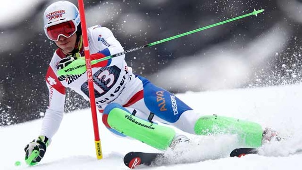 Weltcup in Wengen: Janka brilliert in der Super-Kombination. Carlo Janka ließ der Konkurrenz in der Super-Kombination keine Chance. (Quelle: Reuters)