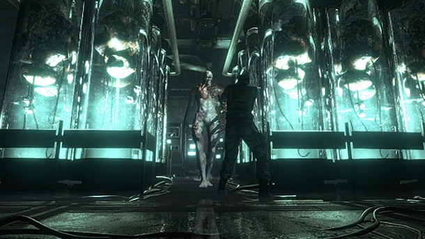Resident Evil HD Remaster: Alter Horror in neuem Glanz. Resident-Evil HD Remaster Survival-Horror-Spiel von Capcom für PC, PS4, PS3, Xbox One und Xbox 360 (Quelle: Capcom)