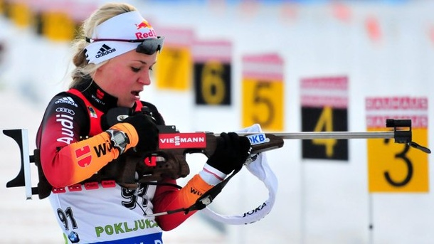 Biathlon Live-Ticker 2015: Sprint der Herren in Antholz. Miriam Gössner wird beim Weltcup in Antholz starten.