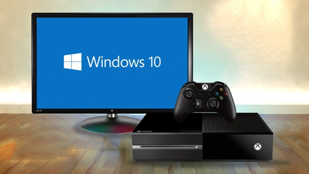 Microsoft warnt Gamer vor Windows 10-Betaversion. Windows 10 soll Gamer stärker integrieren. (Quelle: Microsoft (Montage: www.t-online.de))