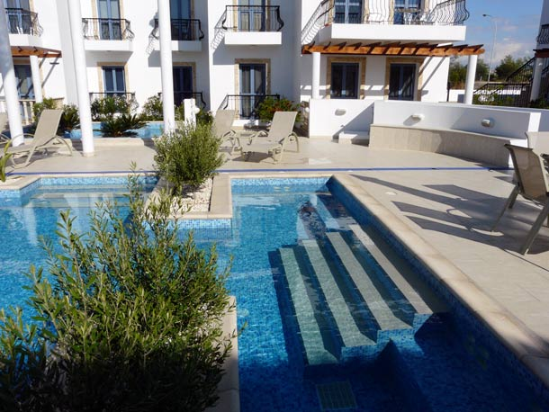 """Amazing Apartment near the Beach"" auf Zypern. (Quelle: Airbnb)"