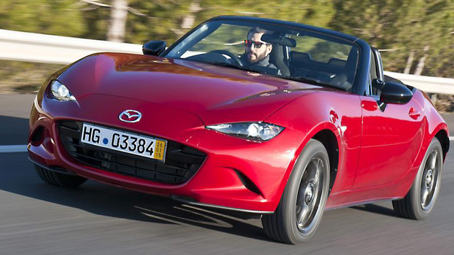 Mazda MX-5 (Quelle: Press-Inform)