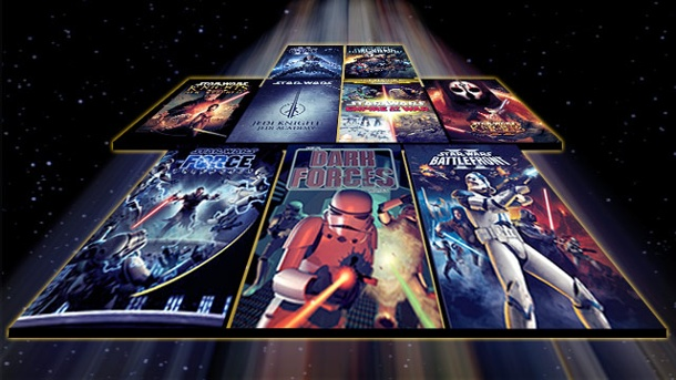 Neues Humble Bundle mit neun Star War-Games hebt ab. Star Wars Humble Bundle (Quelle: Humble Inc. (Montage: www.t-online.de))