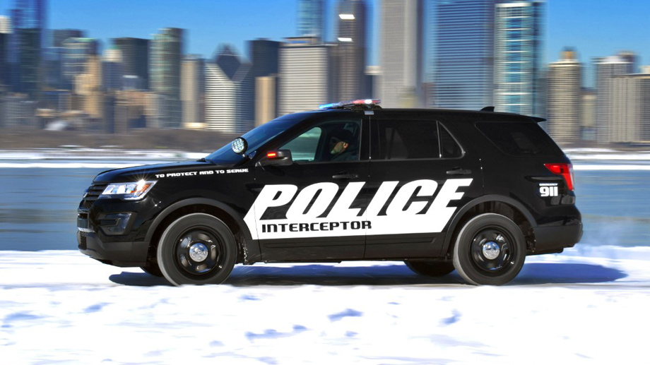 Ford Police Interceptor (Quelle: Hersteller)