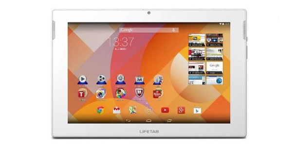 Android-Tablet: Medion Lifetab S10345 im Test. Medion Lifetab S10345 im Test (c) Medion