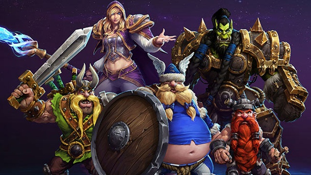 Heroes of the Storm: Blizzard startet offenen Betatest. Heroes of the Storm MOBA-Actionspiel von Blizzard Entertainment für PC und Mac (Quelle: Activision-Blizzard)