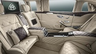 Mercedes-Maybach S 600 Pullman (Quelle: Hersteller)