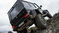 Mercedes G 500 4x4 (Quelle: Press-Inform)