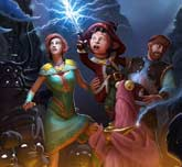 The Book of Unwritten Tales 2 Adventure von King Art für PC, Mac und Linux (Quelle: Nordic Games)