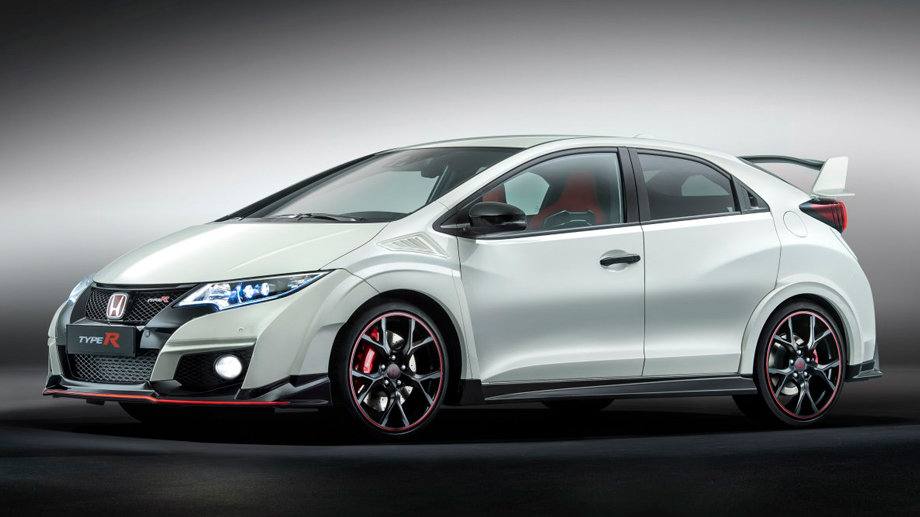 Honda Civic Type R (Quelle: Hersteller)