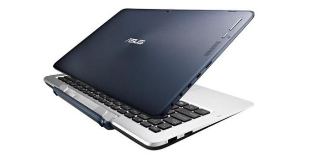 Asus Transformer Book T200T im Praxis-Test. Asus Transformer Book T200 im Test (c) Asus