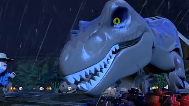 Lego: Jurassic World - Die Dinosaurier machen mobil. Lego: Jurassic World (Quelle: Warner Bros. Interactive)