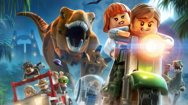 Lego: Jurassic World - Dinos aus dem Lego-Baukasten. Lego: Jurassic World Action-Adventure von TT Games für Xbox One, Xbox 360, PS4, PS3, PS Vita, Wii U, 3DS und PC (Quelle: Warner Bros. Interactive)