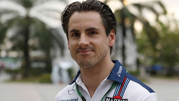 Adrian Sutil zurück in der Formel 1 - als Ersatzfahrer bei Williams. Adrian Sutil ist nun Teil desWilliams-Teams. (Quelle: imago/LAT PhotographiC)