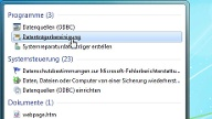 Datenträgerbereinigung in Windows starten (Quelle: t-online.de)
