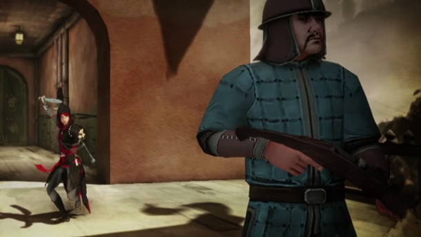 Assassin's Creed: Chronicles - Ubisoft startet neue Trilogie. Assassin's Creed: Chonicles Action-Adventure von Ubisoft für PC, PS4 und Xbox One (Quelle: Ubisoft)