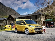 Ford Tourneo Connect (Quelle: Hersteller)