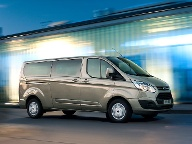 Ford Tourneo Custom (Quelle: Hersteller)