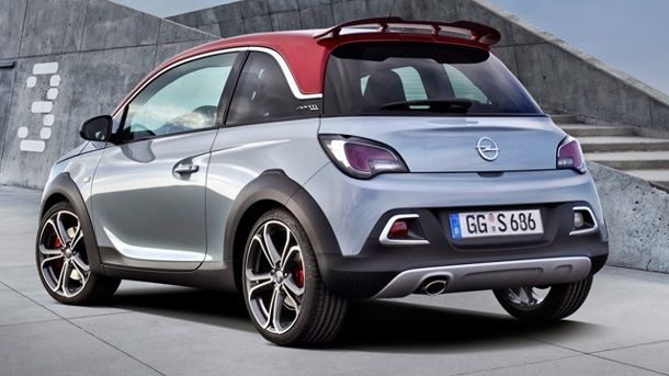 opel adam rocks s kleinwagen jetzt mit 150 ps. Black Bedroom Furniture Sets. Home Design Ideas