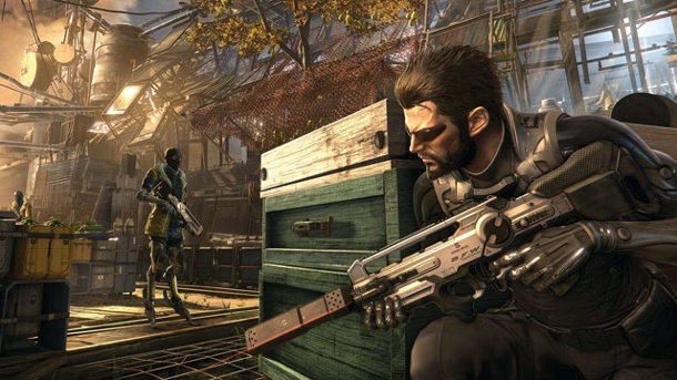 Deus Ex: Mankind Divided - Infos zur Season Pass-Ausstattung. Deus Ex: Mankind Divided (Quelle: Square Enix)