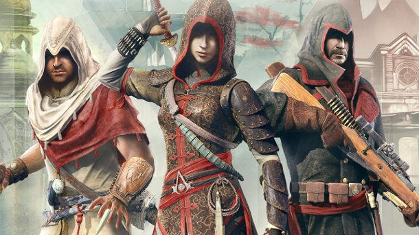 Preview zu Assassin's Creed Chronicles für PC, PS4 und Xbox One. Assassin's Creed Chronicles (Quelle: Ubisoft)