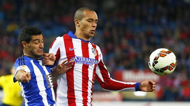 Champions League heute: Atlético will Real Madrid stürzen. Joao Miranda will mit Atletico Madrid den Rivalen Real stürzen.
