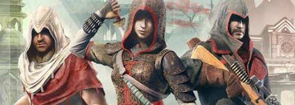 Assassin's Creed Chronicles (Quelle: Ubisoft)