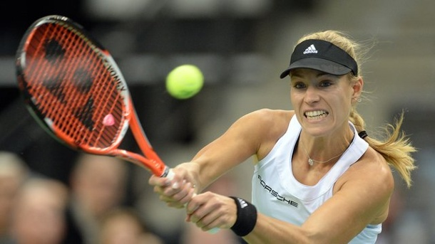 Tennis - Schlaflos in Sotschi: Kerber im Fed-Cup-Modus. Will mit dem Fed-Cup-Team ins Finale: Angelique Kerber.