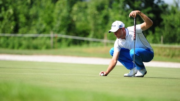 Golf: Kieffer beendet Turnier in China als 29.. Maximilian Kieffer belegte in China den 29.