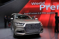 Audi Q7 E-Tron Quattro (Quelle: press-inform)
