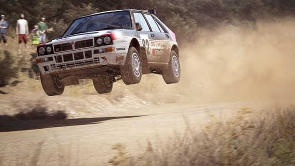Dirt: Rally gibt ab April auf PS4 und Xbox One Gas. Dirt Rally Rennspiel von Codemasters für PC (Quelle: Codemasters)