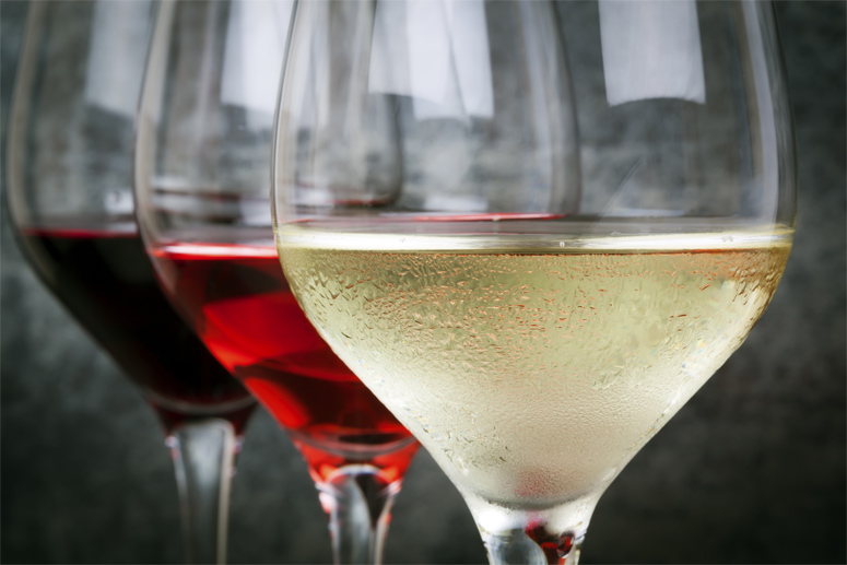 Rot, Weiß, Rosé (Quelle: Thinkstock by Getty-Images)