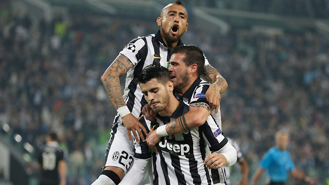 Juventus turin k mpft real madrid in cl halbfinale nieder for Tabelle juventus turin